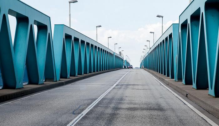 Usedom (Stadt) Zecheriner Brücke (Bundesstraße B110)