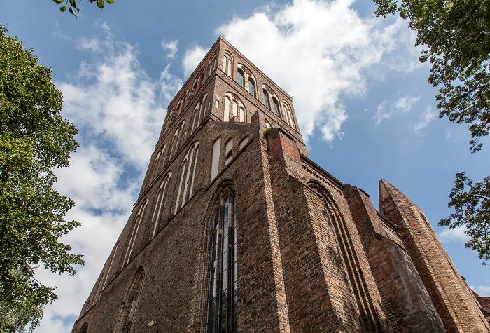 Anklam Nikolaikirche