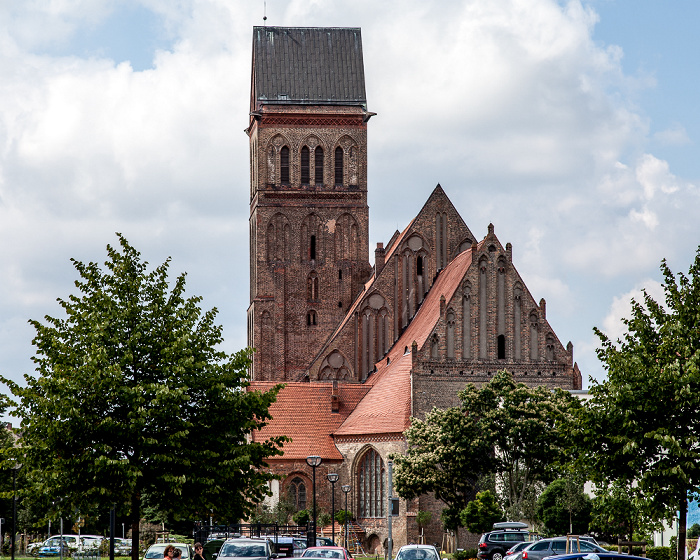 Anklam Marienkirche