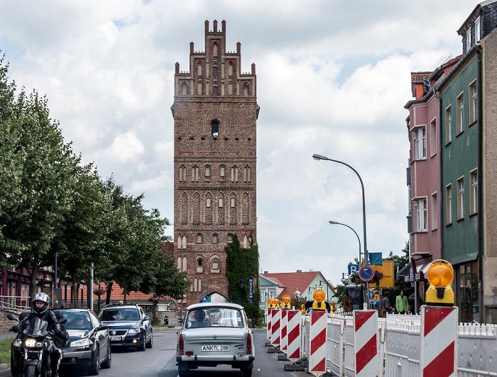 Anklam Steinstraße, Steintor