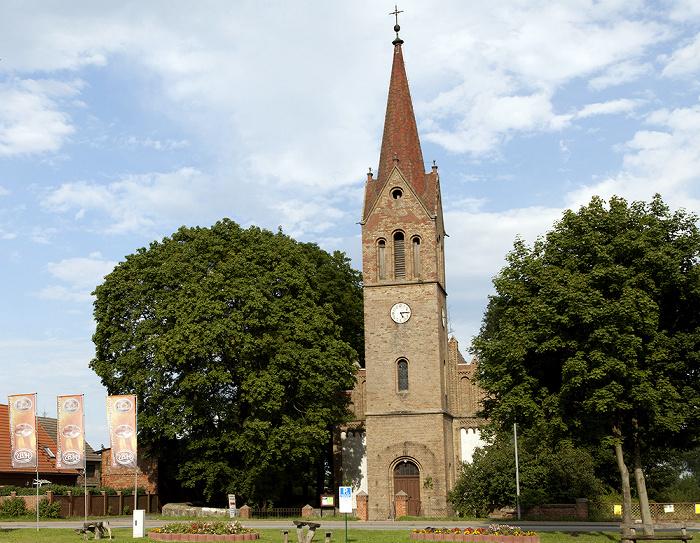 Jatznick Belling: Dorfkirche