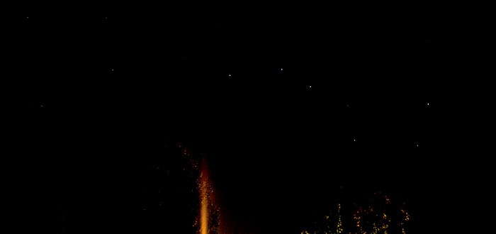 München Nachthimmel