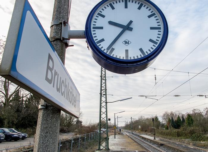 Bruchköbel Bahnhof