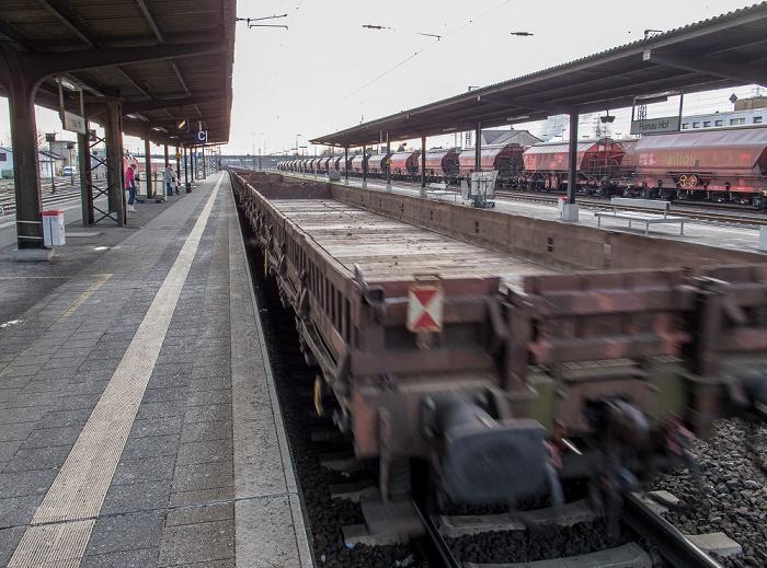 Hanau Hauptbahnhof