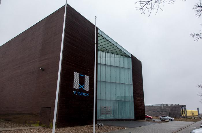 Expo Park Hannover (ehem. EXPO-Ost-Gelände): Ehem. Finnischer Pavillon EXPO 2000 Deutscher Pavillon EXPO 2000 Litauischer Pavillon EXPO 2000