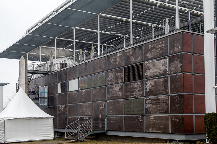 Expo Park Hannover (ehem. EXPO-Ost-Gelände): Ehem. Belgischer Pavillon EXPO 2000