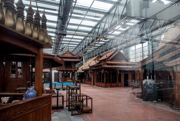 Expo Park Hannover (ehem. EXPO-Ost-Gelände): Ehem. Polnischer Pavillon EXPO 2000