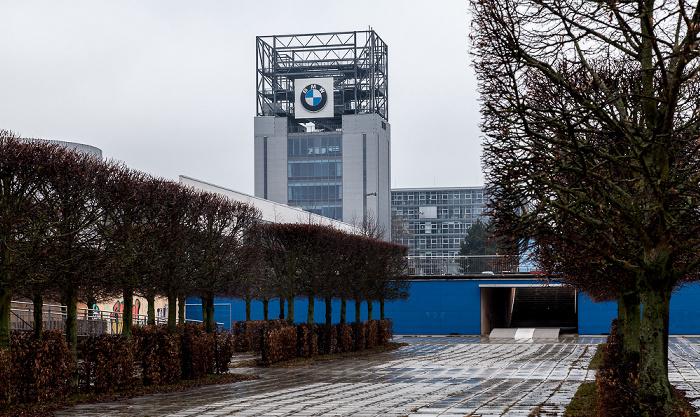 Expo Park Hannover (ehem. EXPO-Ost-Gelände): Gärten im Wandel, ehem. Postbox EXPO 2000