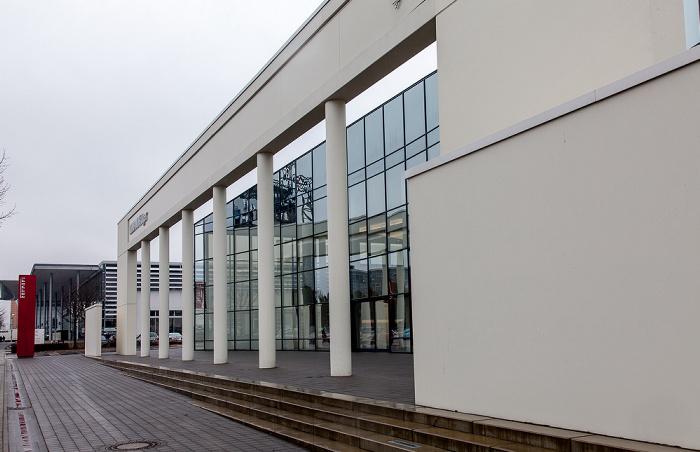 Expo Park Hannover (ehem. EXPO-Ost-Gelände): Standort des Schweizer Pavillon EXPO 2000 Französischer Pavillon EXPO 2000