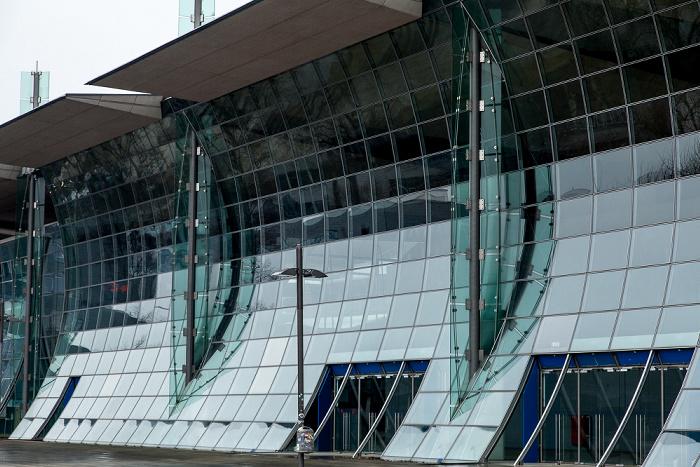 Expo Park Hannover (ehem. EXPO-Ost-Gelände): Ehem. Deutscher Pavillon EXPO 2000