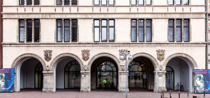 Hannover Altstadt: Hanns-Lilje-Platz