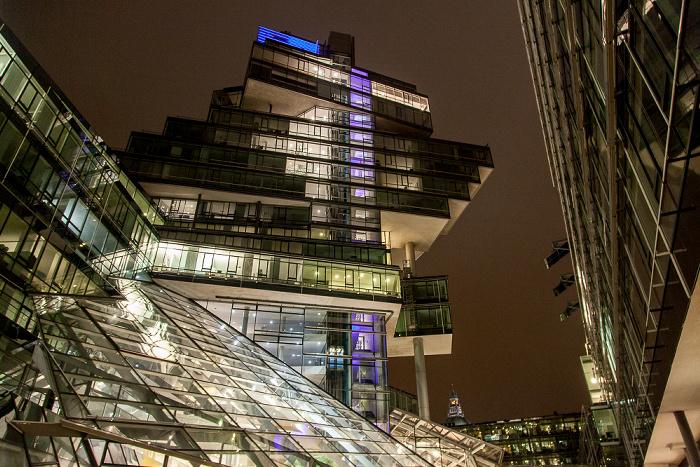 Hannover Verwaltungsgebäude der Nord/LB