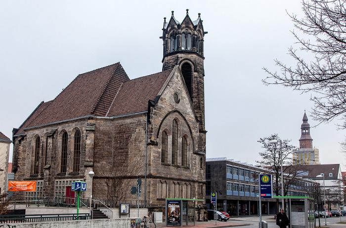 Hannover Calenberger Neustadt: Evangelisch-Reformierte Kirche Neustädter Kirche