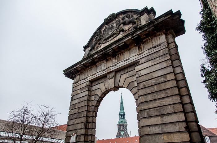 Hannover Altstadt: Hohes Ufer - Marstalltor Kreuzkirche