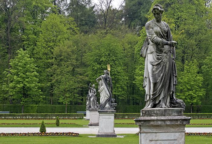 Schlosspark Nymphenburg München