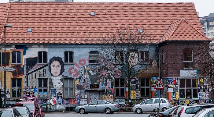 Hannover Calenberger Neustadt: Unabhängige Jugendzentrum Glocksee