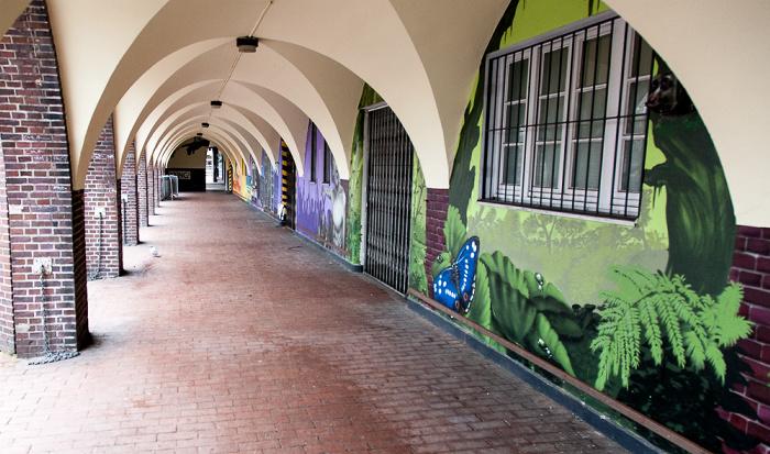 Hannover Linden: Ihme-Zentrum