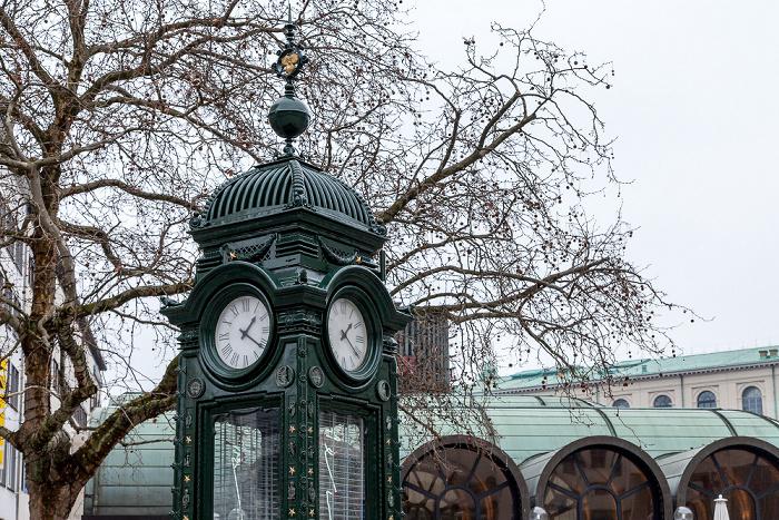 Hannover Kröpcke: Kröpcke-Uhr
