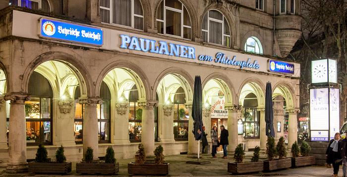Hannover Paulaner am Thielenplatz