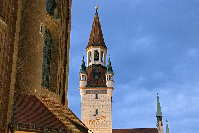 Altstadt: Altes Rathaus München