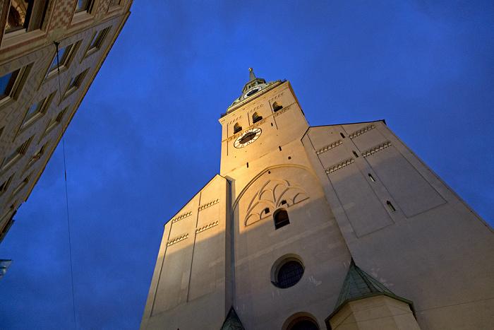 Altstadt: St. Peter (Alter Peter) München