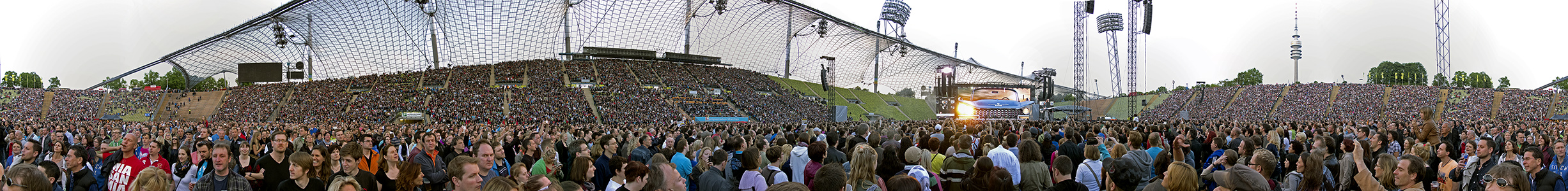 München Olympiastadion: Bon Jovi