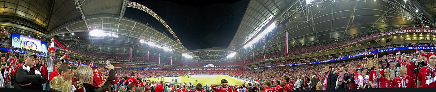 London Wembley-Stadion (Wembley Stadium)