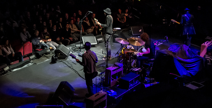 Royal Albert Hall: Eric Clapton London Supporting Act (Vorgruppe): Gary Clark Jr. und Band