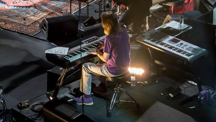 Royal Albert Hall: Eric Clapton London Chris Stainton