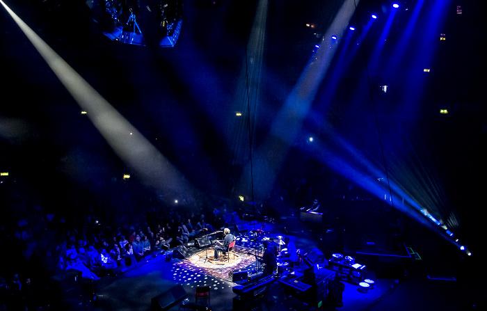 Royal Albert Hall: Eric Clapton London