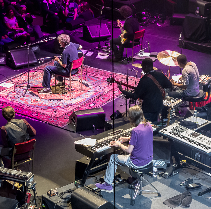 Royal Albert Hall: Eric Clapton London Greg Leisz, Eric Clapton, Doyle Bramhall II, Chris Stainton, Willie Weeks, Steve Jordan