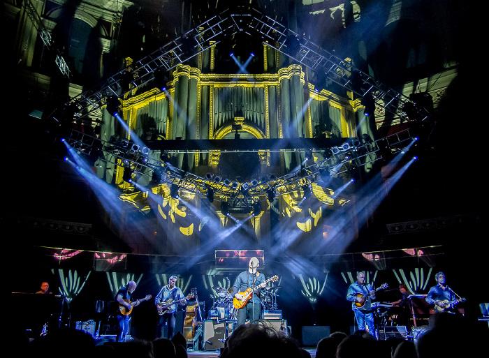 Royal Albert Hall: Mark Knopfler und Band London