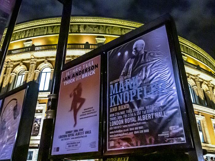 Royal Albert Hall: Mark Knopfler London
