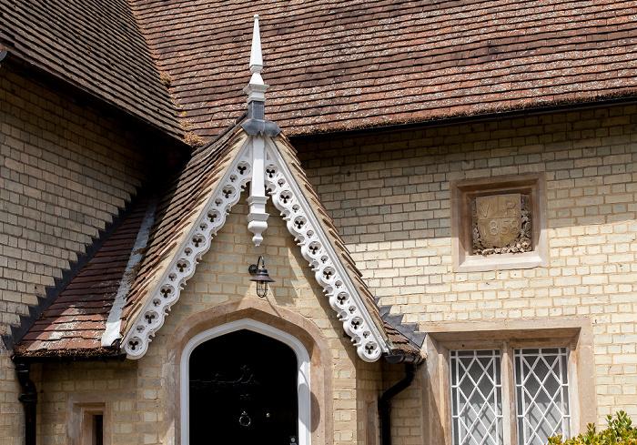 London Hyde Park: Buckhill Lodge