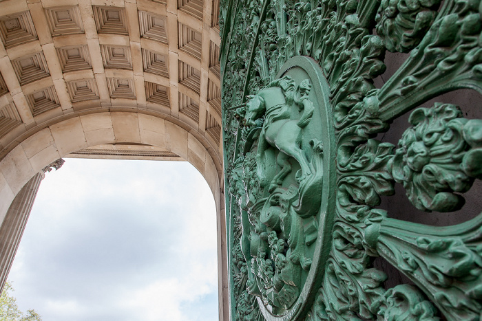 City of Westminster: Hyde Park Corner - Wellington Arch London