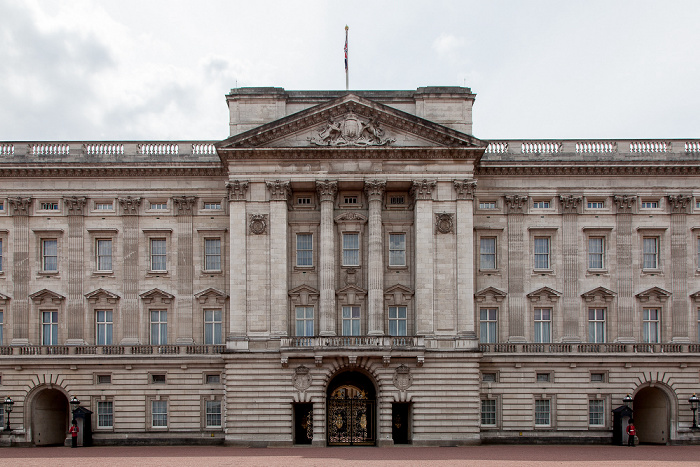 London City of Westminster: Buckingham Palace