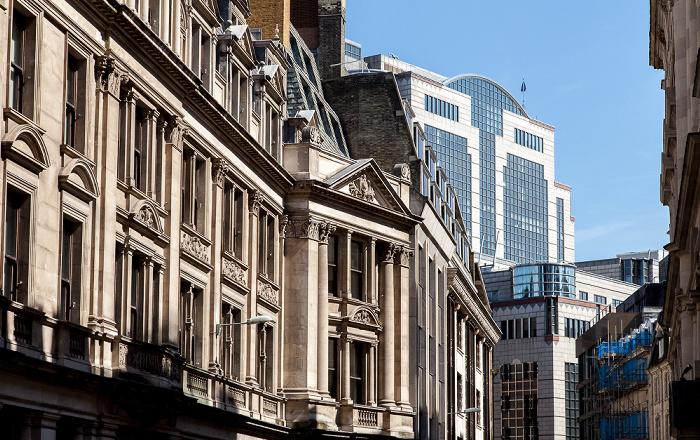 City of London: Lloyd's Avenue London
