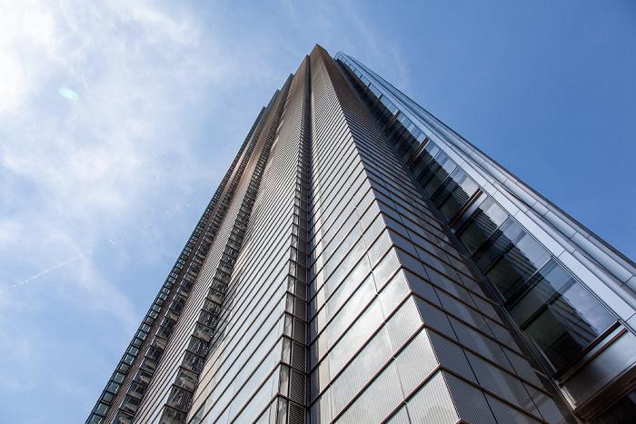 City of London: Heron Tower (110 Bishopsgate)