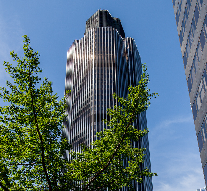 City of London: Tower 42 (National Westminster Tower) London 2013