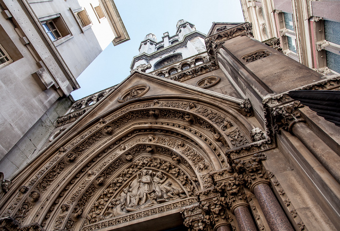City of London: St Michael (Cornhill)