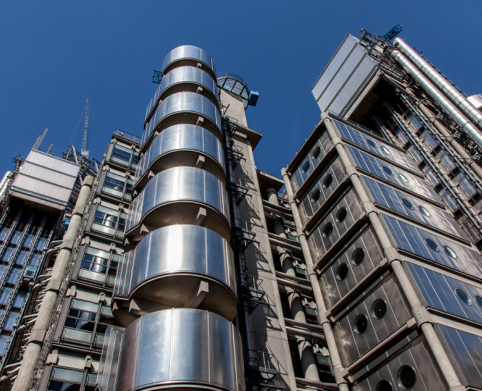 City of London: Lloyd's of London Building