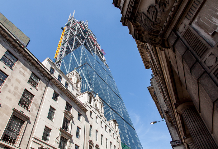 City of London: Leadenhall Building (122 Leadenhall Street) London