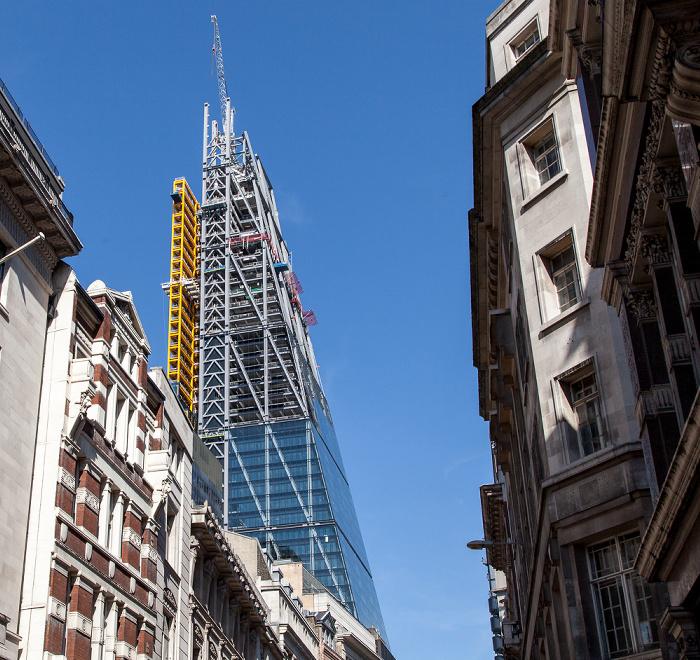 City of London: Leadenhall Building (122 Leadenhall Street)