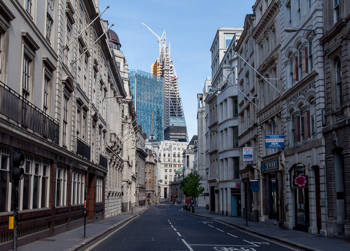 City of London: Gresham Street