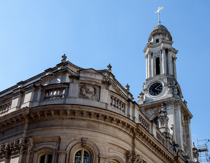 City of London: Cornhill