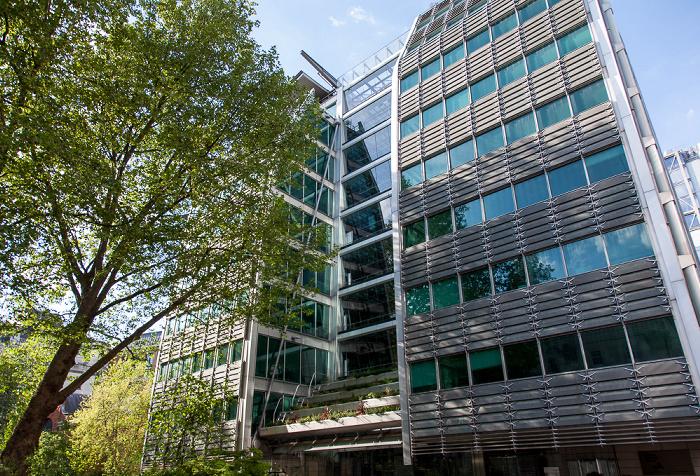 City of London: Gresham Street - 29 Gresham Street London