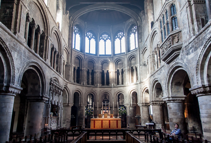 St Bartholomew-the-Great (Great St Barts) London
