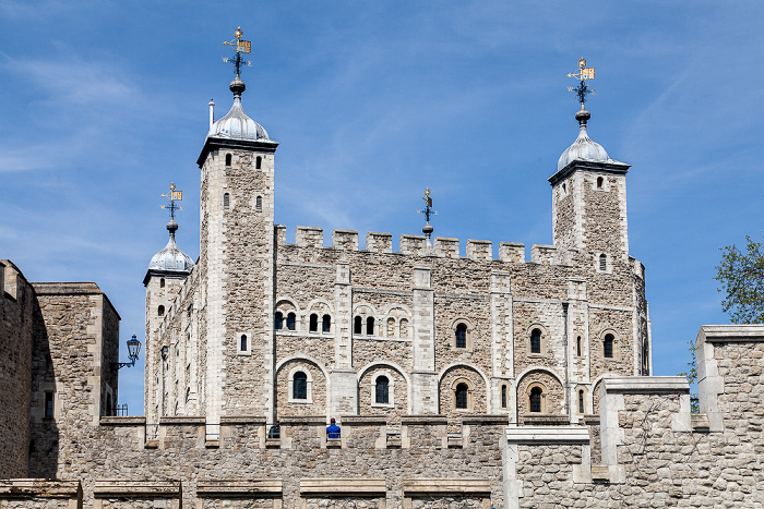 Tower of London: White Tower London 2013