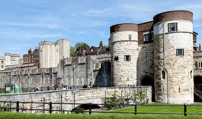Tower of London: Byward Tower