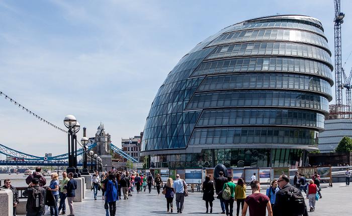More London Riverside: City Hall
